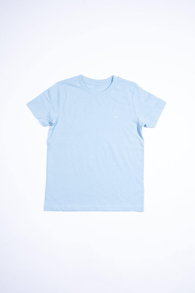 Kids Legacy T-Shirt Sky Blue