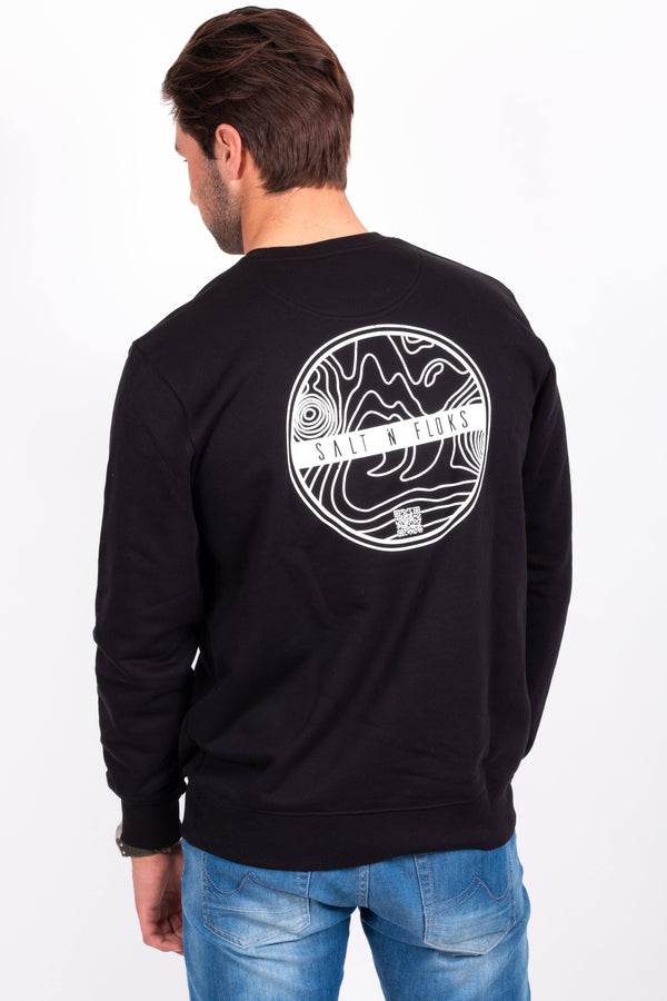 Legend Crewneck Black
