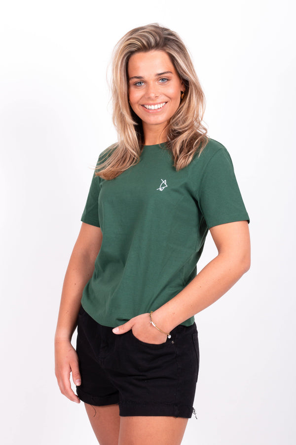 Legend Tee Forest Green