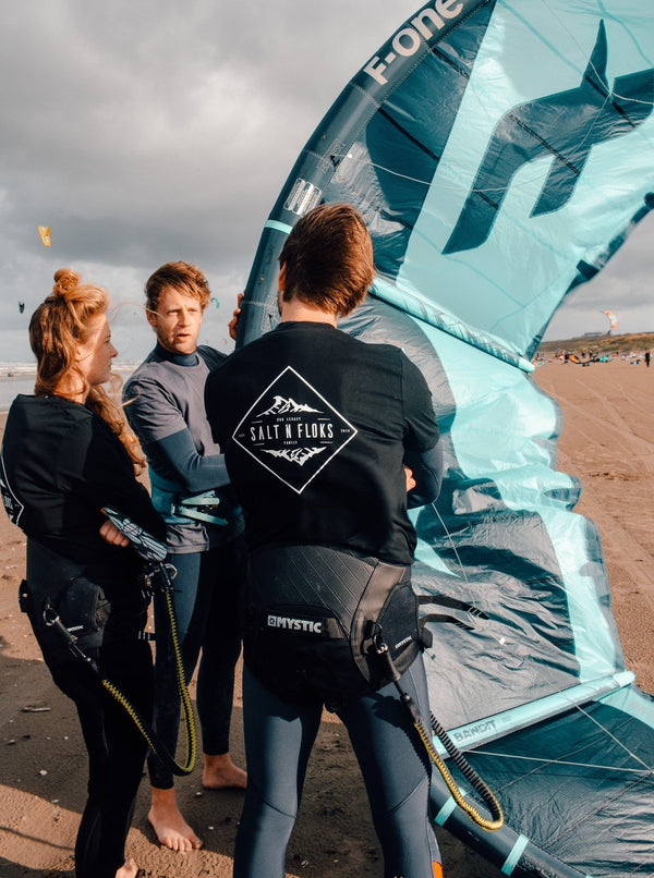 Duo Kitesurflesson 3h - Salt N Floks