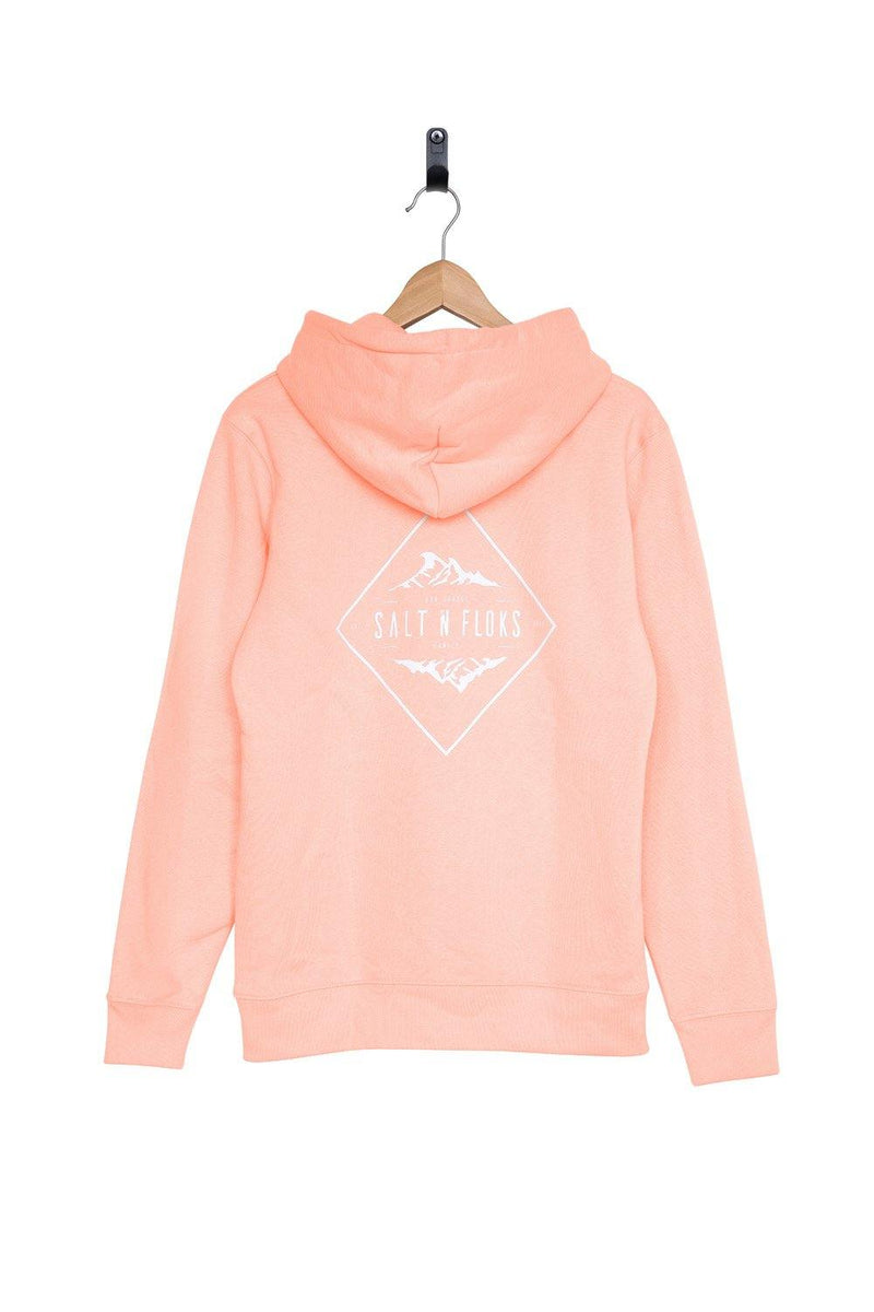 Legacy Hoodie Sunset Orange - Salt N Floks