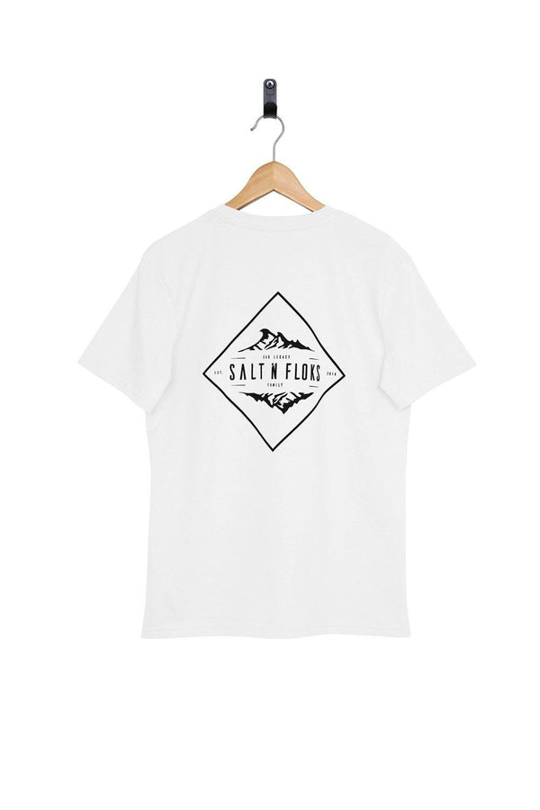 Legacy T-Shirt Snow White - Salt N Floks