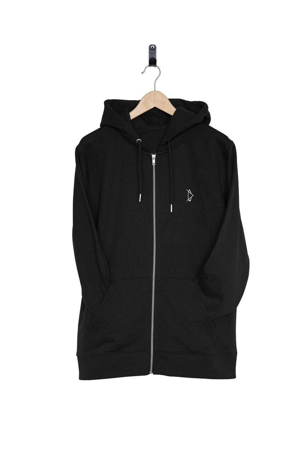 Legacy Zipper Black - Salt N Floks