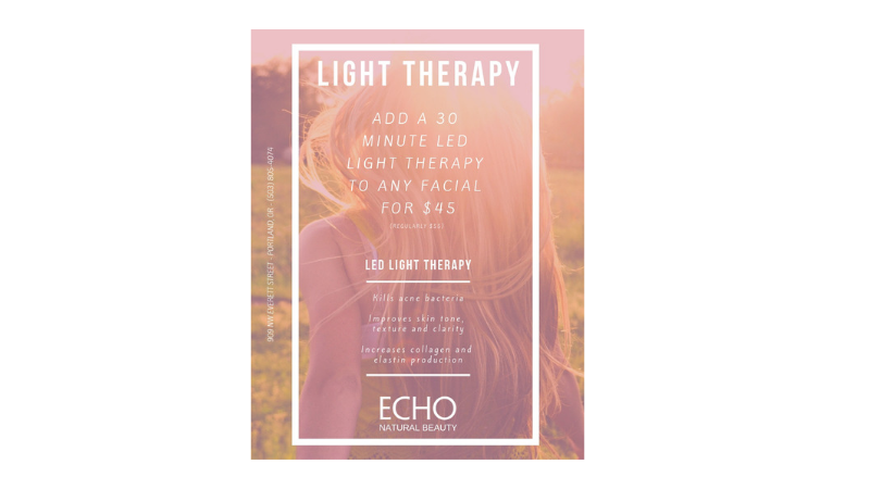 Why You Need To Try LED Light Therapy!