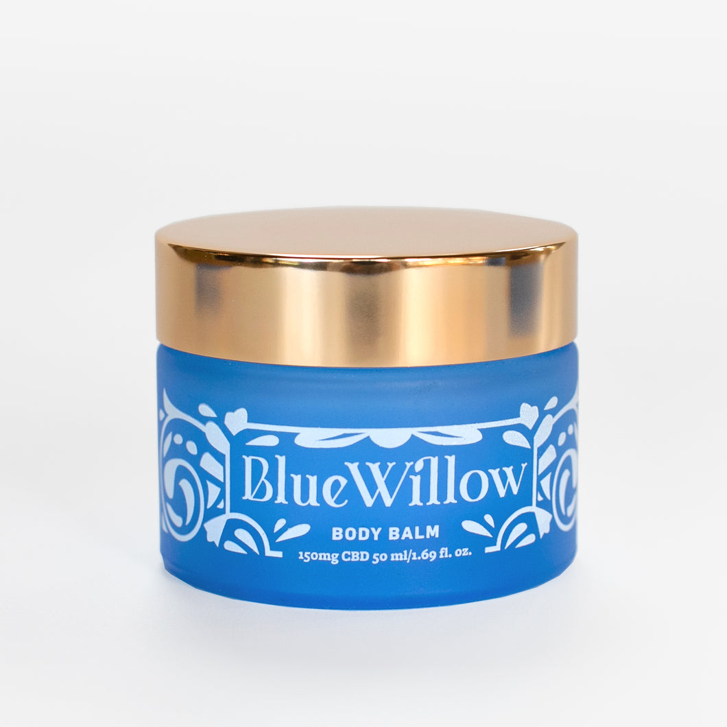 Blue Willow Body Balm