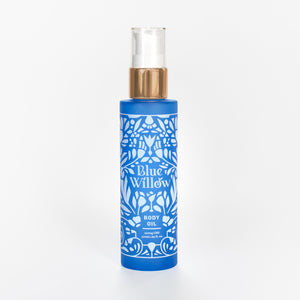 Blue Willow Body Oil