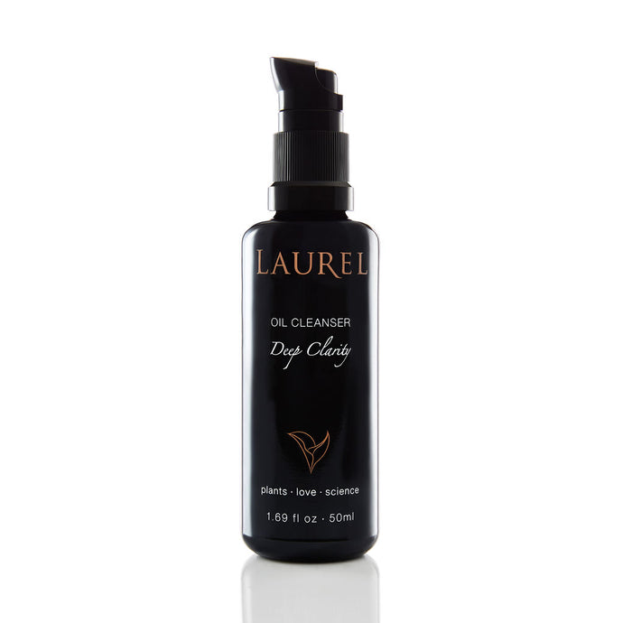 Laurel Clarity Oil Cleanser