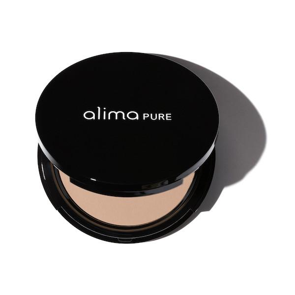 Alima Pure Pressed Mineral Foundation with Antioxidant Complex with Compact