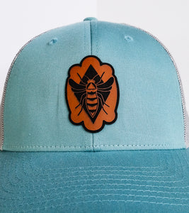 Decker Honeybees Logo Trucker Hat