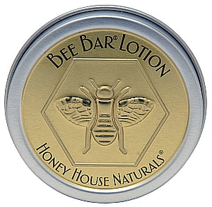 Bee Bar Lotion Tin