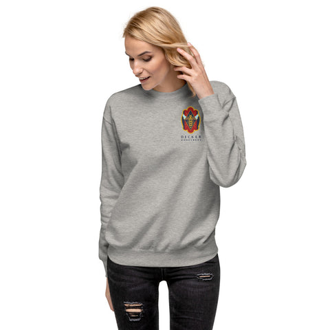 Logo Fleece Pullover