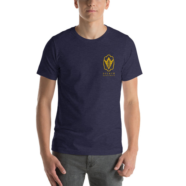 Hive Smoker Unisex T-shirt. Soft breathable cotton makes this shirt easy to love. Original design and a fun way to express being a beekeeper. Modern look and easy to wear.   100% combed and ring-spun cotton (heather colors contain polyester), true to size.