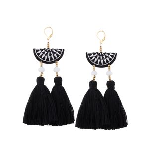 Margarita Tassel Earrings