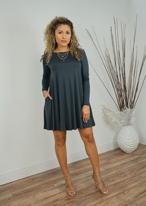 Daysi Swing Dress