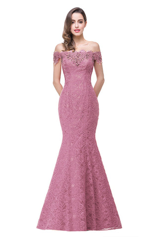 44e6f11396 Under  50 Elegant Crystal Beaded Red Royal Blue Lace Mermaid Long Evening  Dresses 2017 Prom Party