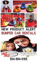 Bumper Car Rentals ( 2 Hr Rental )