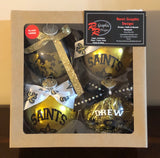 Saints Ornament Set