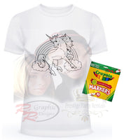 Coloring Book T Shirts