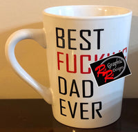 Father Day/Best DAD/MOM EVER Mug