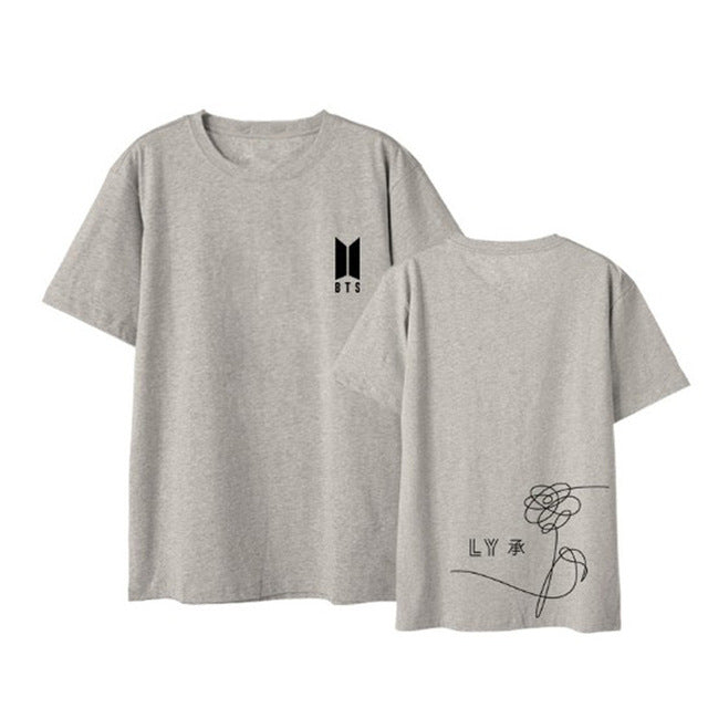BTS Love Yourself Casual T-Shirt