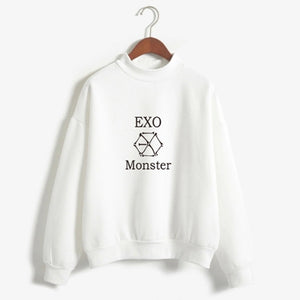 EXO Monster Sweater & Sweatshirt