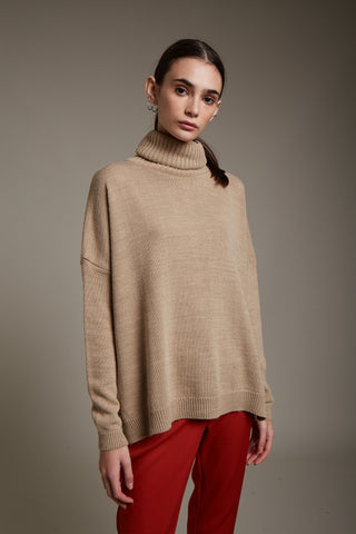 Sweater Melmac Beige