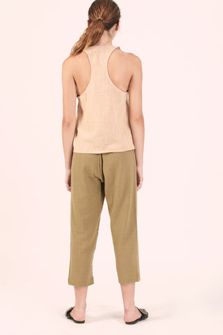 Pantalon Kiwi Brillante Army