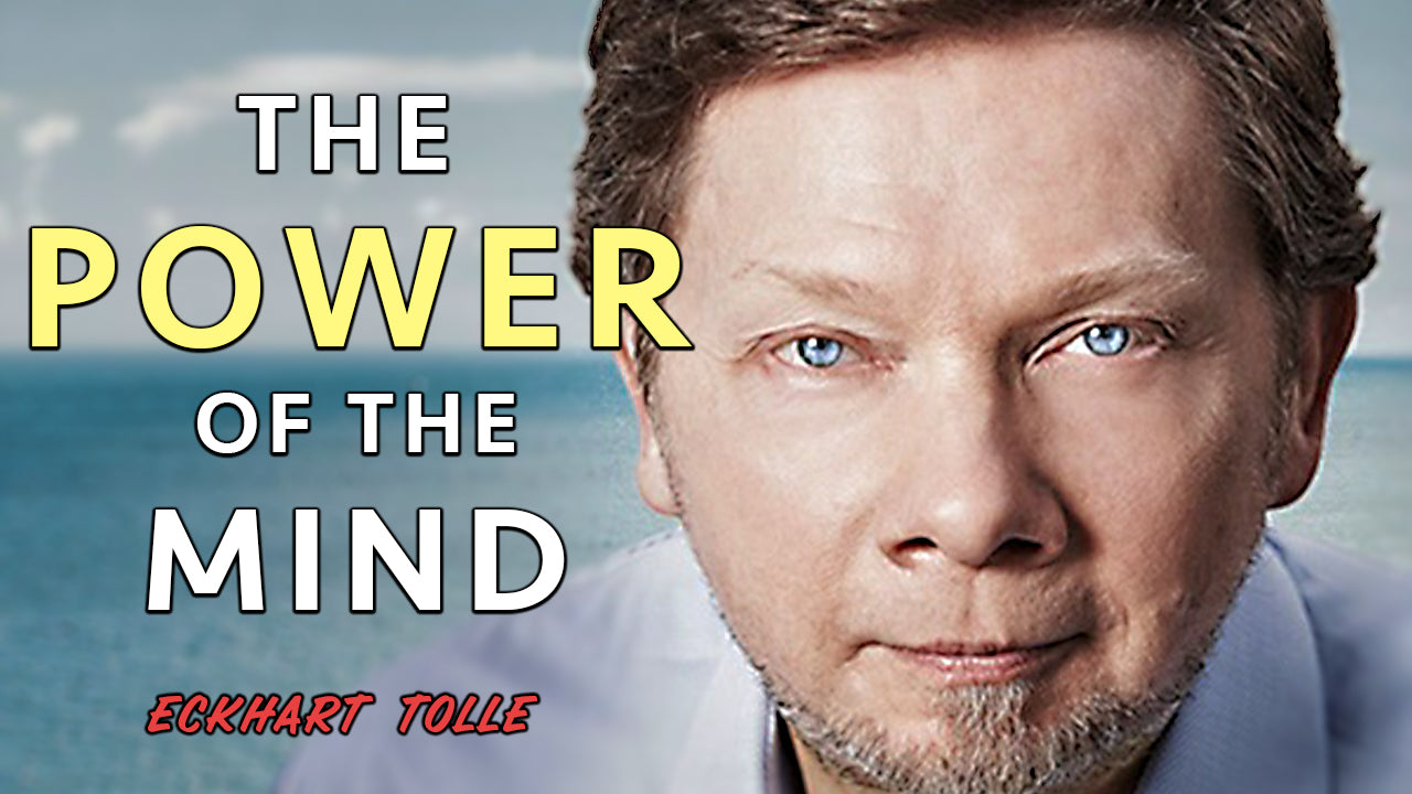 This Is How Powerful Your Thoughts Are | Most People Don't Know This | Eckhart Tolle