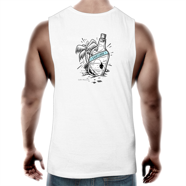 Bottled Emotions | Tank Top Tee