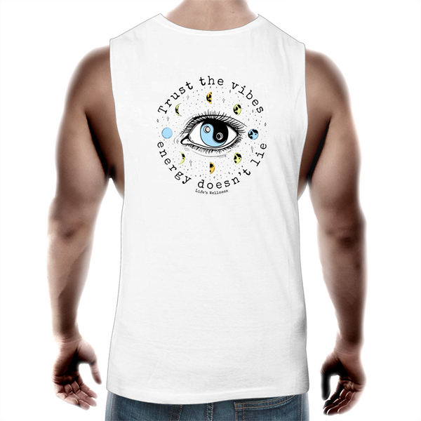 Trust the Vibes | Tank Top Tee