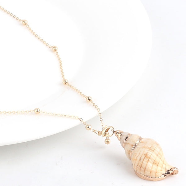 Beachy Shell Necklace