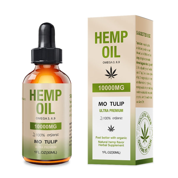 Pure CBD Hemp Oil