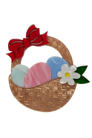 *NEW* Egg Hunter's Hamper Brooch