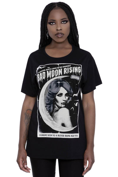 *NEW* Bad Moon Rising Relaxed Top