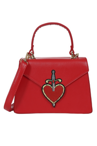 *NEW* Regina Tattoo Heart Bag