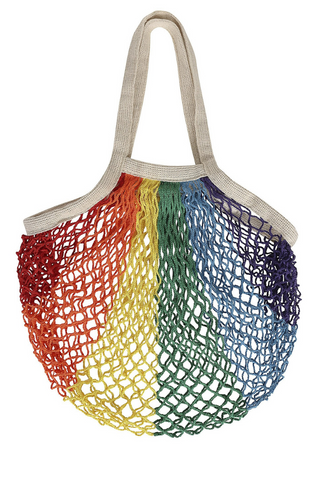 Rainbow Shoppers Bag