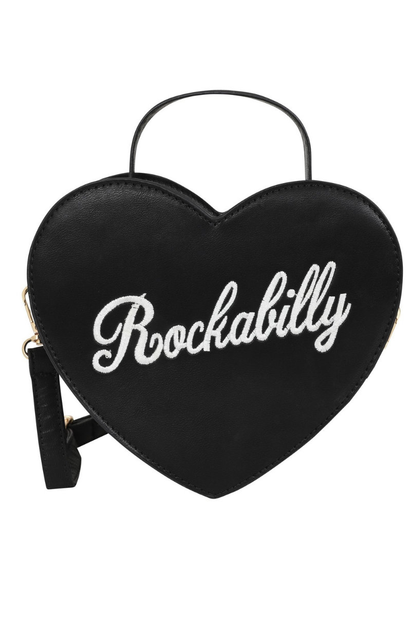 *NEW* Lulu Hun Bina Rockabilly Bag