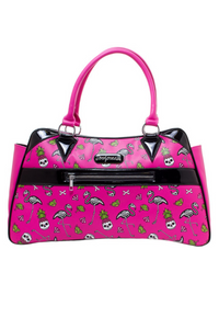 Flamingos Camille Purse