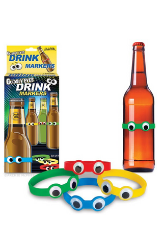 Googly Eyes Drink Markers