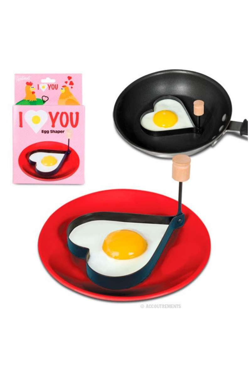 I Love You: Egg Shaper