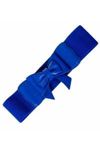 Play it Right Belt: Royal Blue