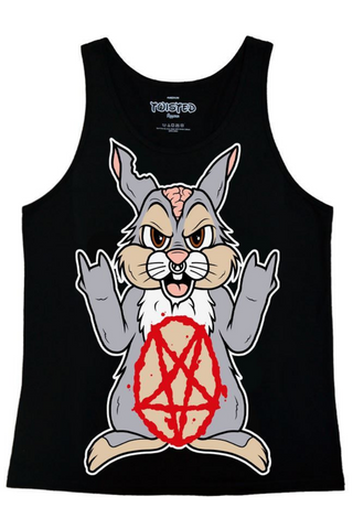 Twisted Bunny Men's Vest