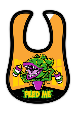 *NEW* Feed Me! Bib