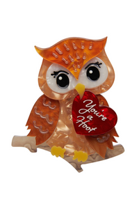 *NEW* You're a Hoot Brooch