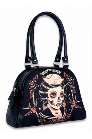 *NEW* Dark Sea Bowler Bag