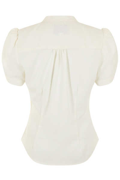 Mainline Tura Plain Blouse