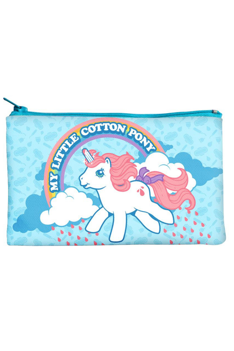 *NEW* My Little Cotton Pony Tampon Case