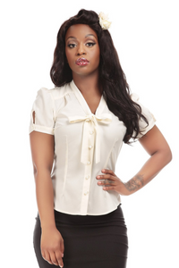 *NEW* Mainline Tura Plain Blouse