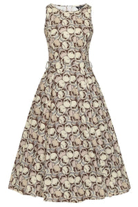 *NEW* Hepburn Dress: Skulltastic