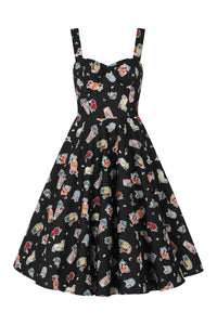 *NEW* Tiki Treat 50's Dress